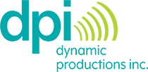 Dynamic Productions Inc. Logo