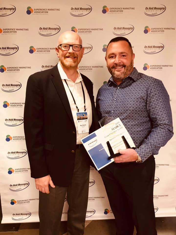 Award Winner Ryan from Dynamic Productions